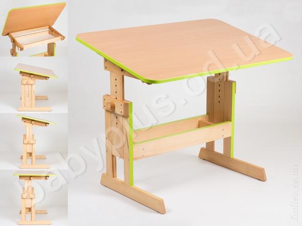 Стол для первоклассника своими руками