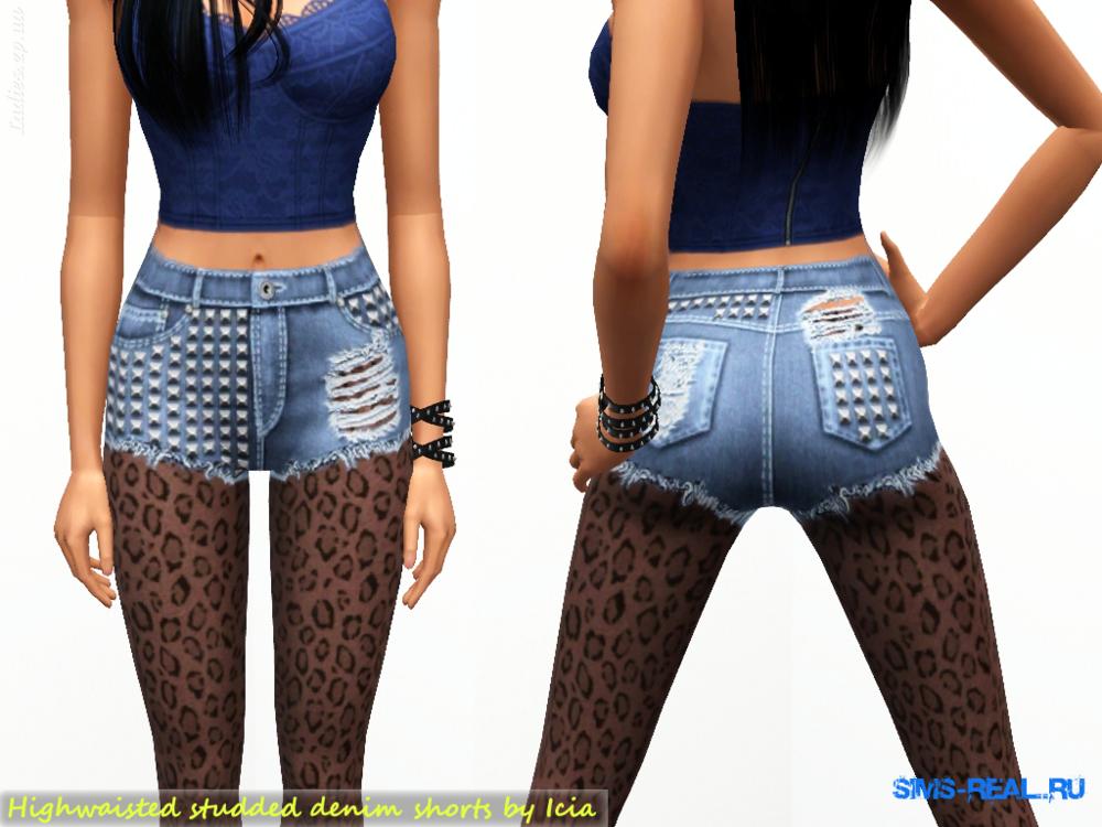 Завышенные джинсы купить