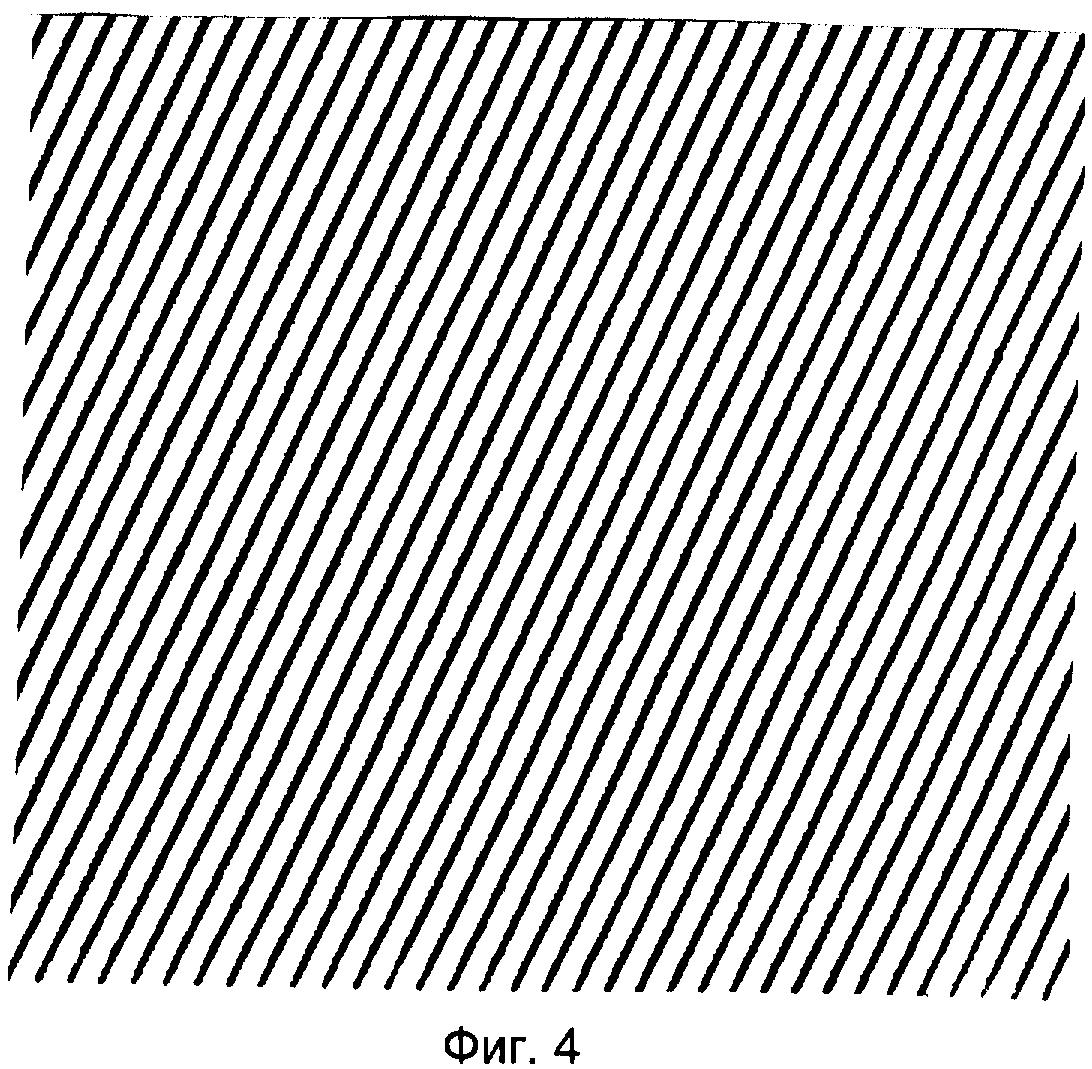 Как сделать полоски вдоль фото