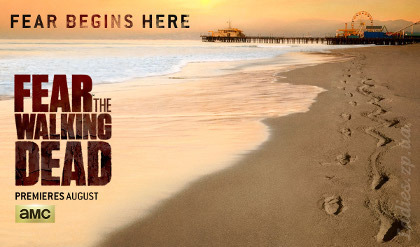 бойся ходячих мертвецов 2 сезон даты выхода серий