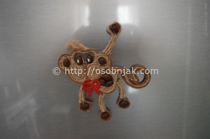 Сувенир своими руками на год обезьяны