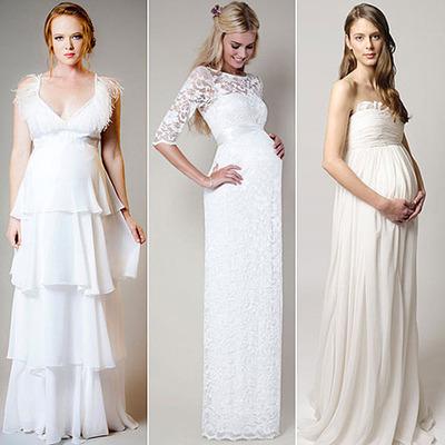 Свадебные платья для беременных • Запорожский женский форум 2f974dfd199